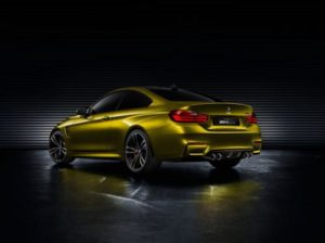 BMW M4 Coupe concept 2013