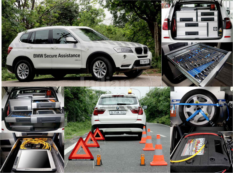 BMW Secure Assistance