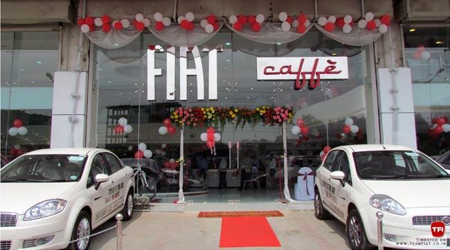 Fiat Caffe Bengaluru
