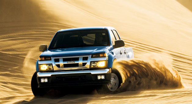 For the new pickup truck Isuzu will use GM supplied diesel mill