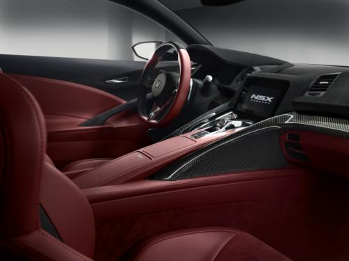 Honda Civic Tourer Interiors