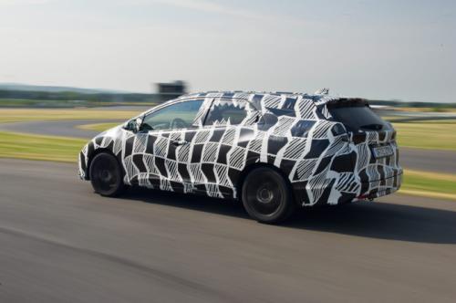 Honda Civic Tourer for Frankfurt