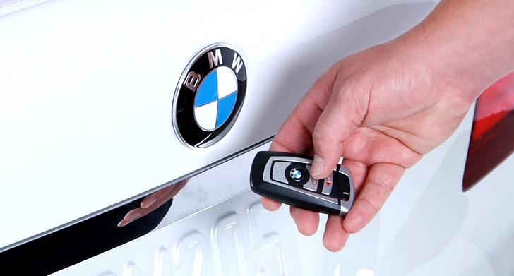 How to turn your BMW into a safe vault