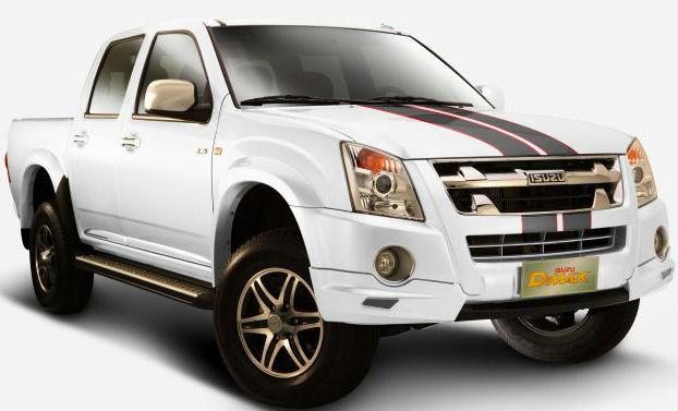 Isuzu D-MAX LS Limited edition