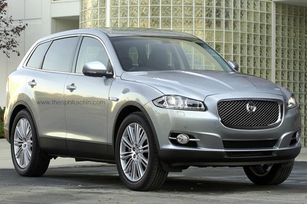 Jaguar SUV Confirmed for 2016
