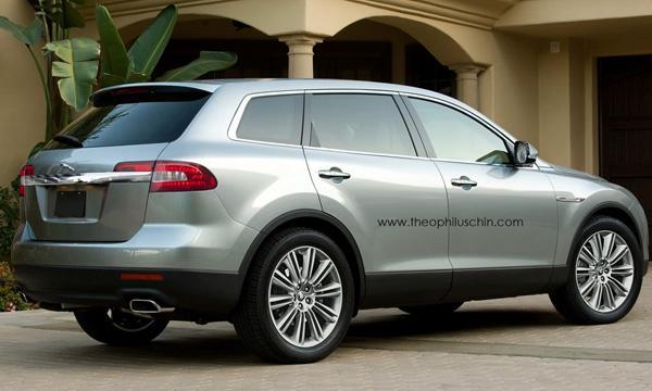 Jaguar SUV Confirmed for Back View