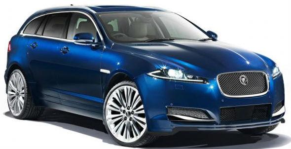 Jaguar SUV for Frankfurt Debut