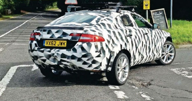 Jaguar XQ Type SUV