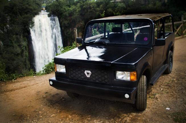 Kenyan carmaker Mobius Motors