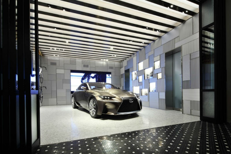 Lexus To Open Luxury Stores In NYC