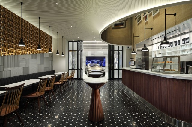 Lexus to open luxury brand experience