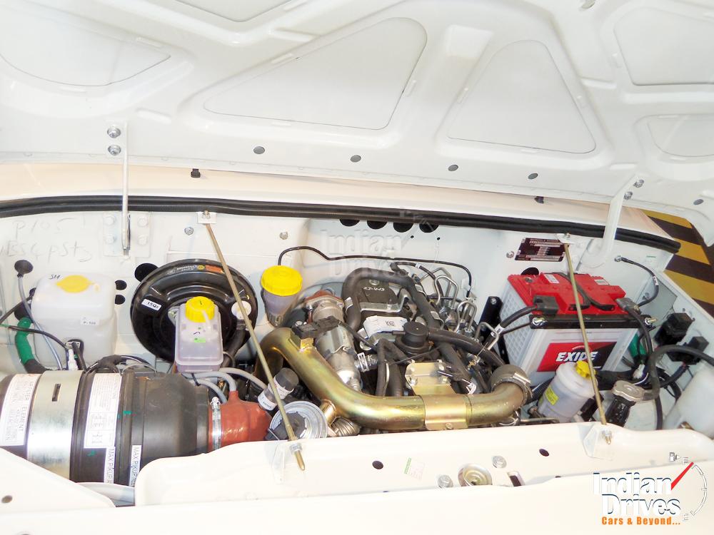 Bolero Maxi Truck Plus Engine