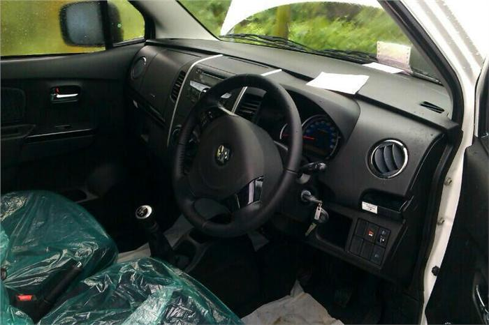 Maruti WagonR Stingray edition Interiors