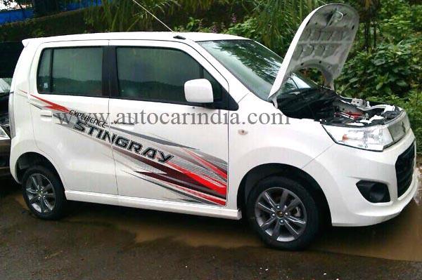 Maruti WagonR Stingray edition