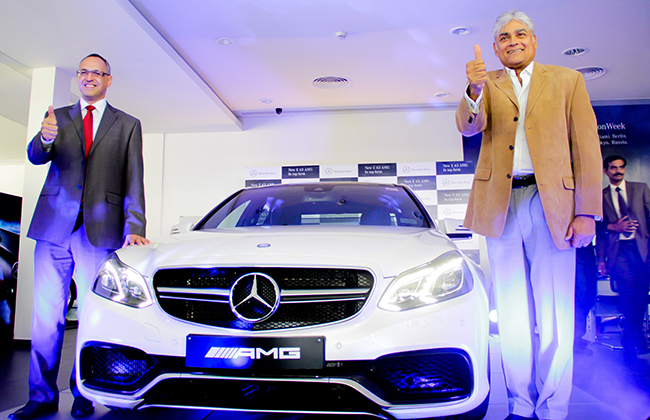 Mercedes-Benz inaugurated a new dealership in Coimbatore