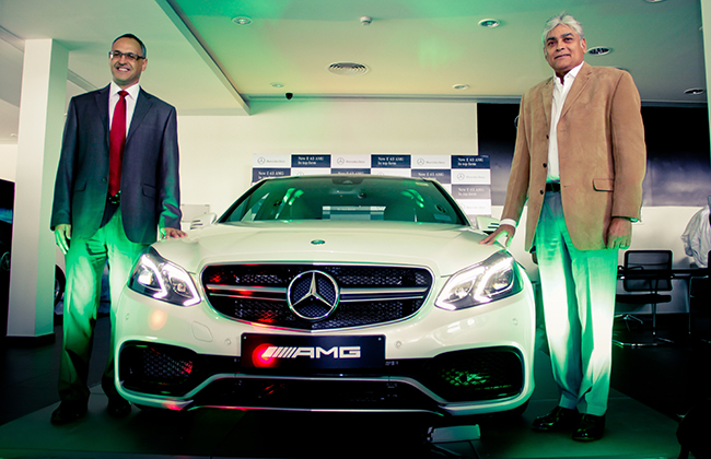 Mercedes-Benz inaugurated a new dealership