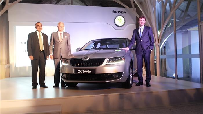 New 2013 Skoda Octavia