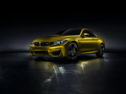 New BMW M4 Coupe concept