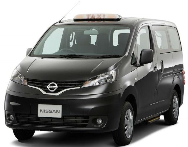 Nissan Evalia LPG taxi