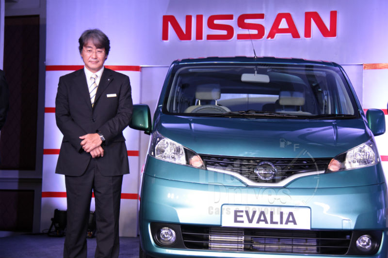 Nissan Evalia offered at a special price of just Rs 7.99 lacs