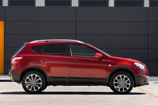 Nissan Qashqai India launch