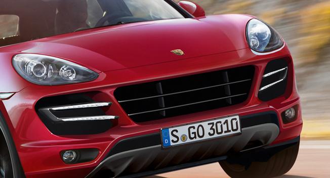 Porsche Macan Confirmed for LA Motor Show