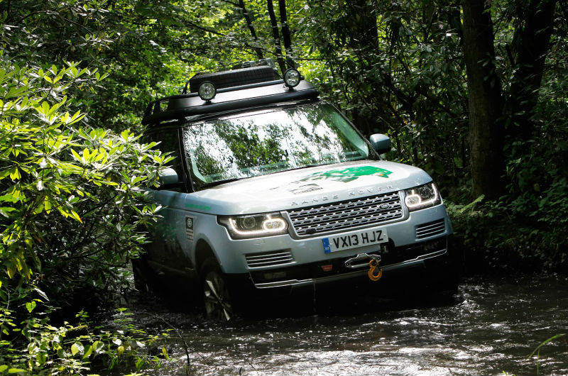 Range Rover Hybrid And Range Rover Sport Hybrid Revealed