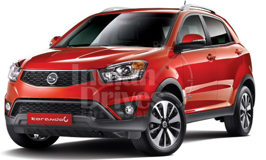 Ssangyong launches New Korando C