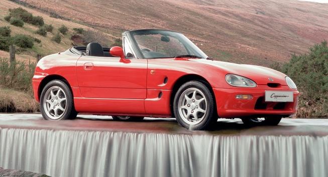 Suzuki planning entry-level convertible?