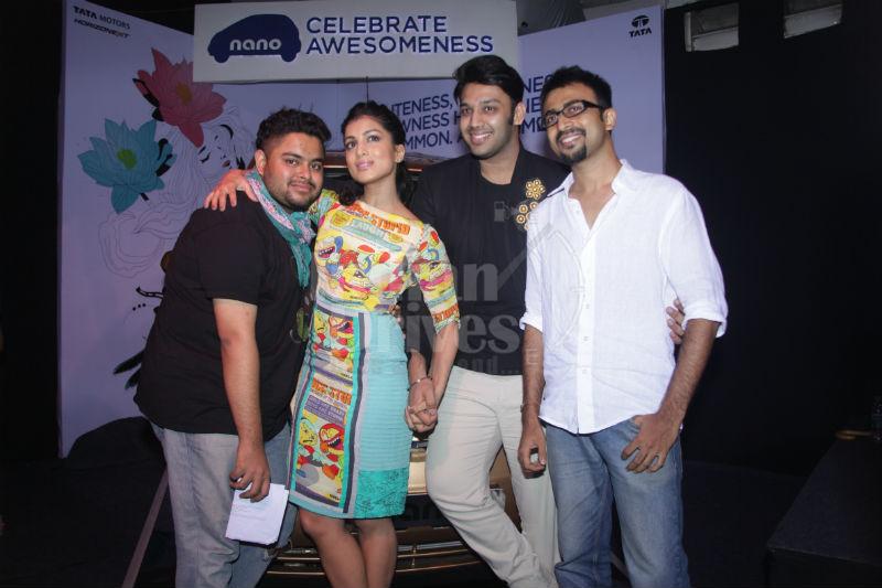 Tata Nano celebrates 'AWESOMNESS' at Lakme Fashion Week