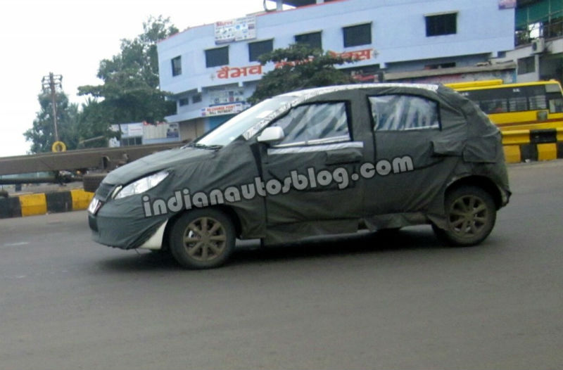 Tata Vista facelift