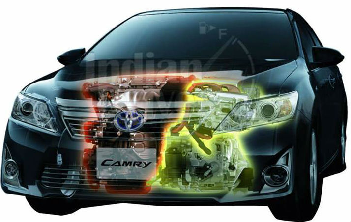 Toyota launches Hybrid Camry in India