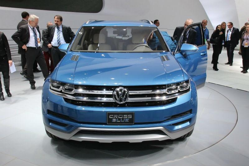 Volkswagen 7-seater crossover