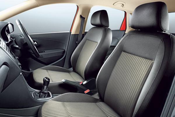 Volkswagen Cross Polo Interiors