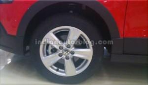 Volkswagen teases CrossPolo Wheels