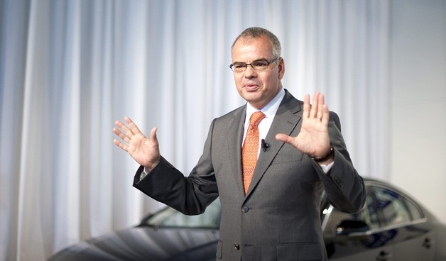 Volvo CEO named Stefan Jacoby