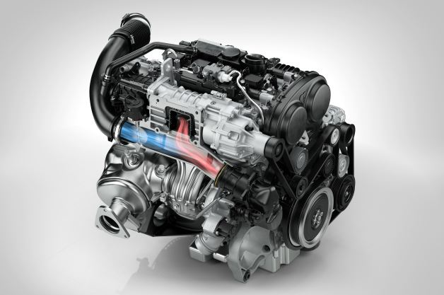 Volvo unveils new engine 'Drive-E' lineup