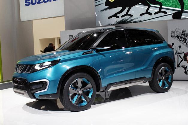 New Suzuki iV-4 concept