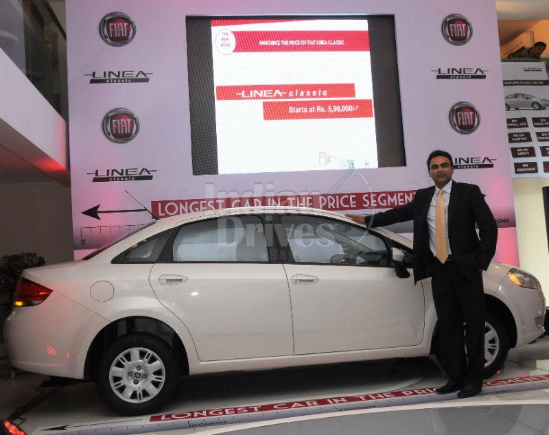 2013 Fiat Linea Classic