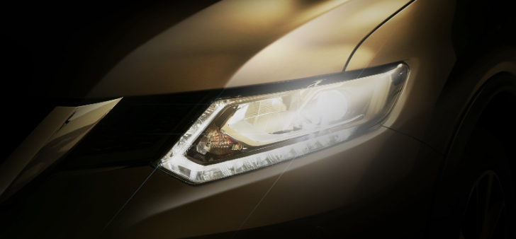 2014 Nissan X-Trail teased