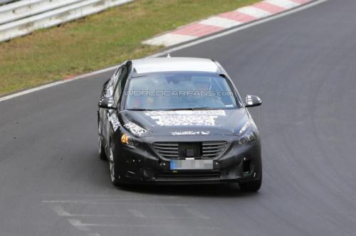 2015 Hyundai Sonata spied
