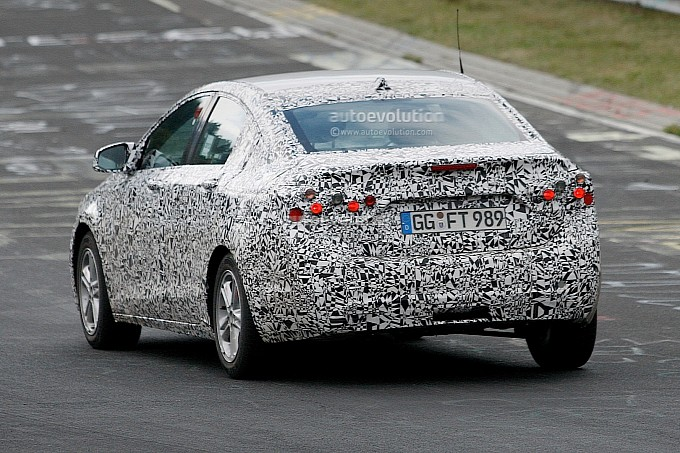 2016 Chevrolet Cruze Spotted Testing