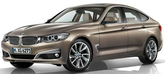 BMW GT 3 Series