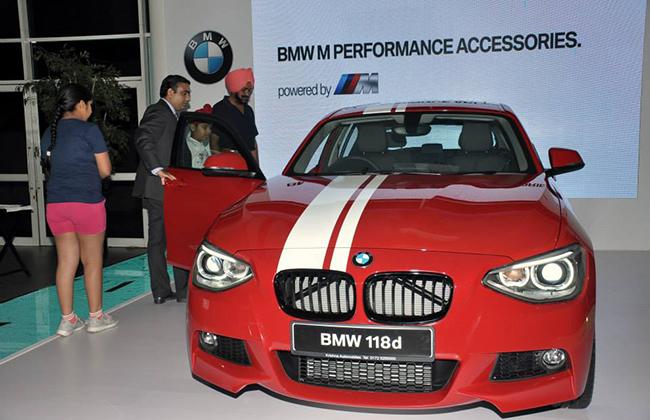 BMW Serie M 118 D