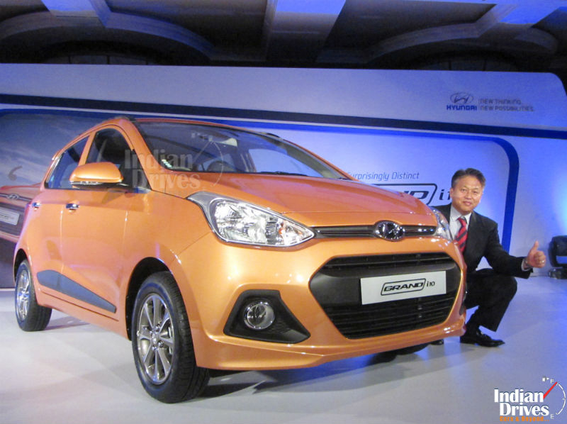 Hyundai i10 launches in India