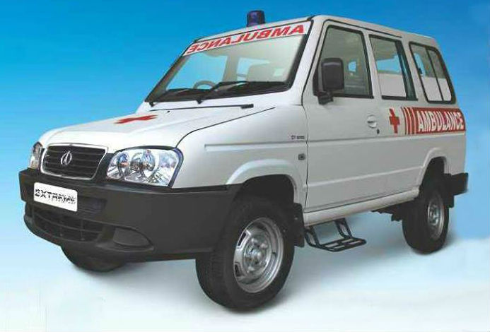 ICML launches Extreme Ambulance in India