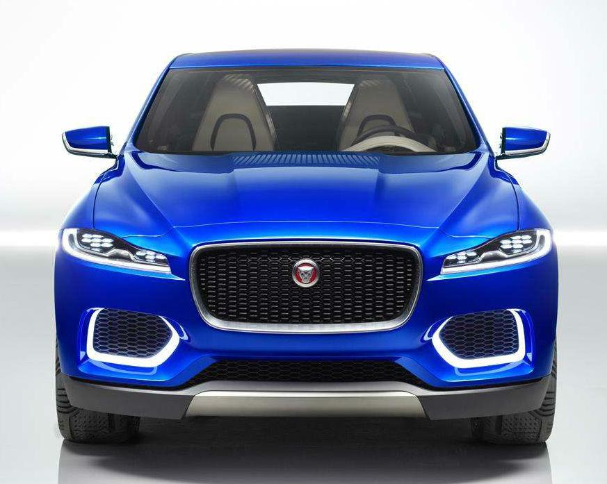 Jaguar C-X17 concept SUV