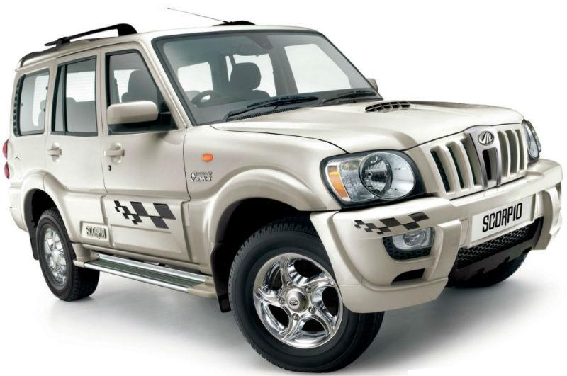 Mahindra Scorpio Special Edition