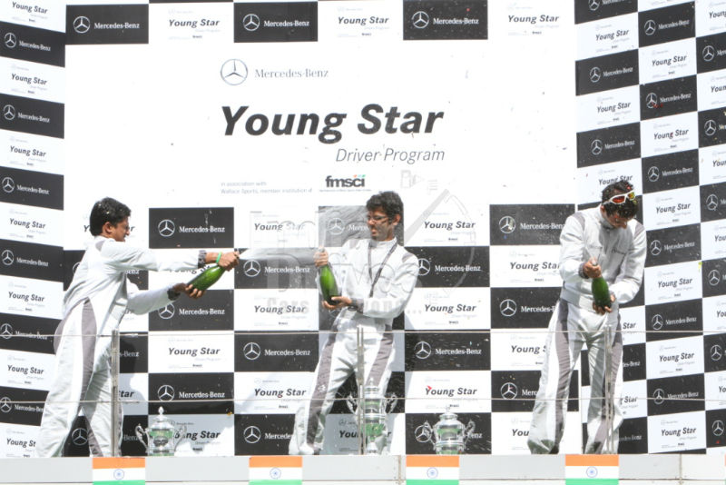 Mercedes-Benz Young Star Driver