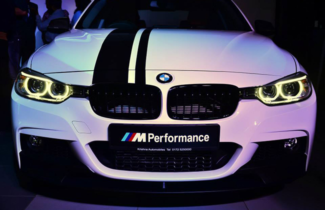 New BMW M Performance